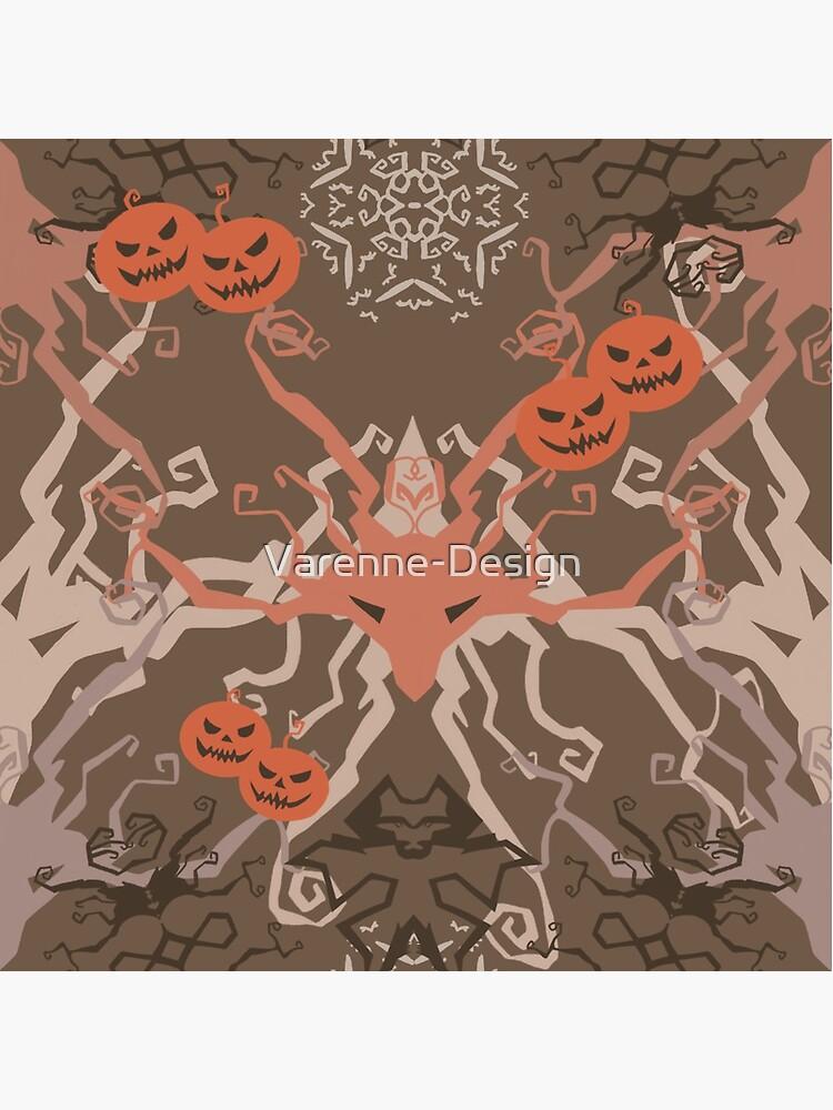 «Halloween pumpkins» par Varenne-Design