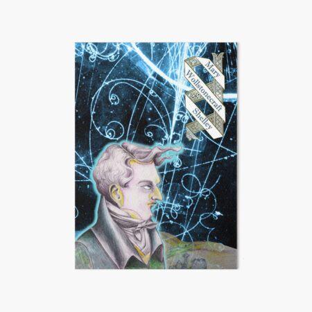 Frankenstein Art Board Print