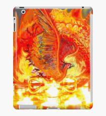 Sunbird on Vajra iPad Case/Skin