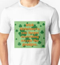Irish Alzheimers T-Shirt