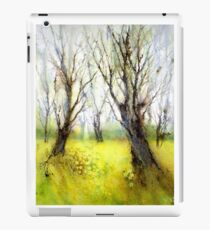 Carpets of Gold (Original painting sold) iPad Case/Skin