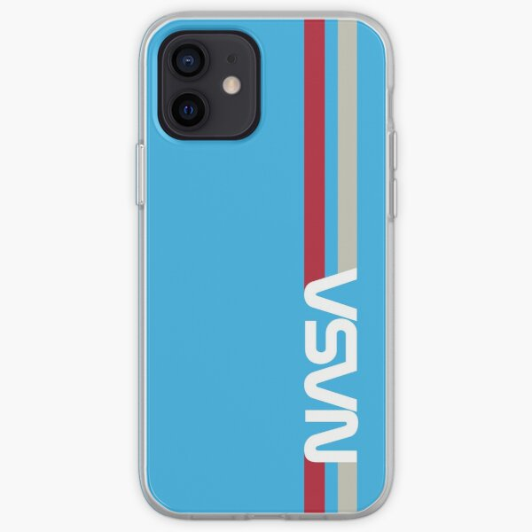 NASA rétro Coque souple iPhone