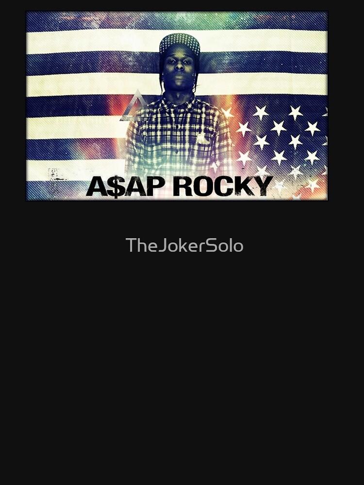 A$AP ROCKY MULTICOLOR | Unisex T-Shirt