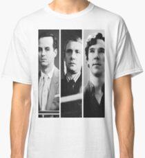 Sherlock - Jim Moriarty, John Watson, Sherlock Holmes Classic T-Shirt