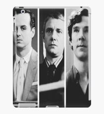 Sherlock - Jim Moriarty, John Watson, Sherlock Holmes iPad Case/Skin