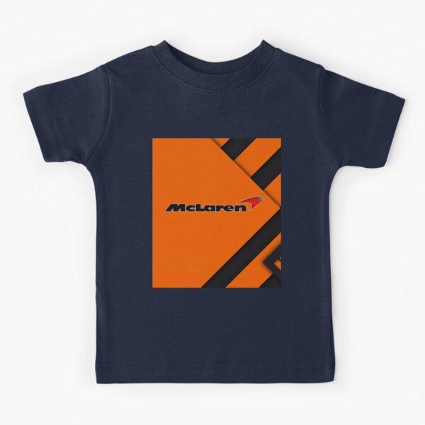 Equipo McLaren F1 Camiseta para niños