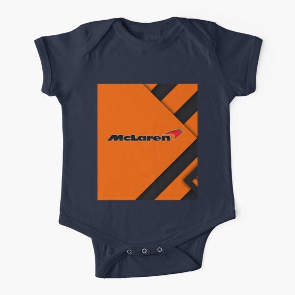 McLaren F1 Team Short Sleeve Baby One-Piece