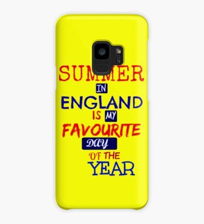 British Summer Time ... Case/Skin for Samsung Galaxy