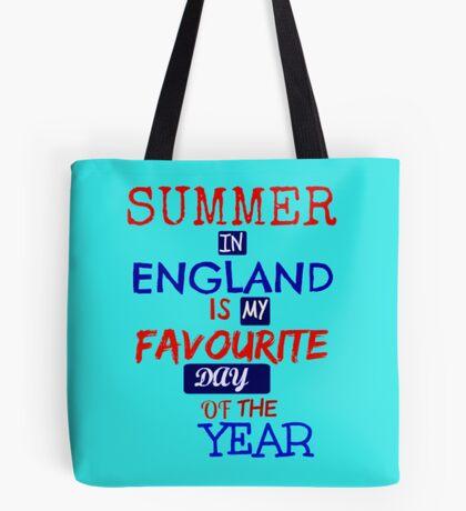 British Summer Time ... Tote Bag