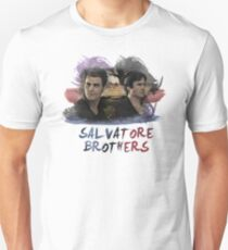 Salvatore Brothers - The Vampire Diaries T-Shirt