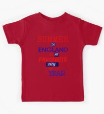 British Summer Time ... Kids Tee