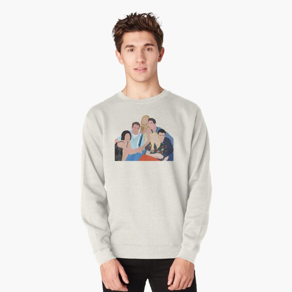 Pals Pullover Sweatshirt