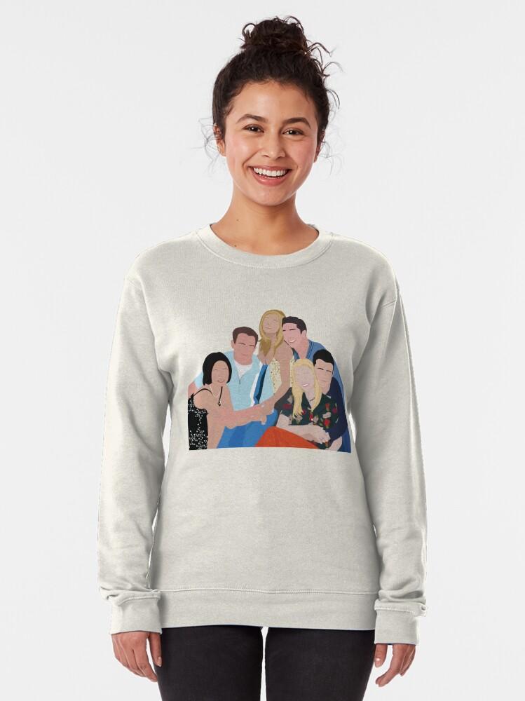 Alternate view of Pals Pullover Sweatshirt