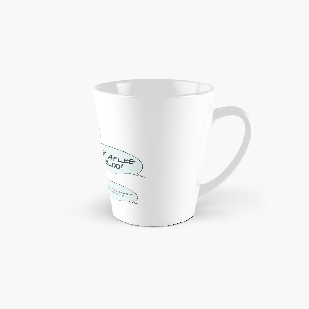 French Lesson Mug