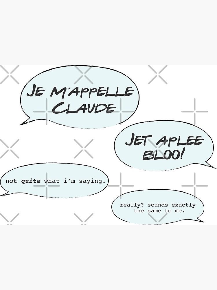 French Lesson by darrianrebecca