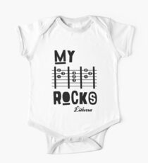 My -D-A-D- Rocks! By lilterra.com Kids Clothes