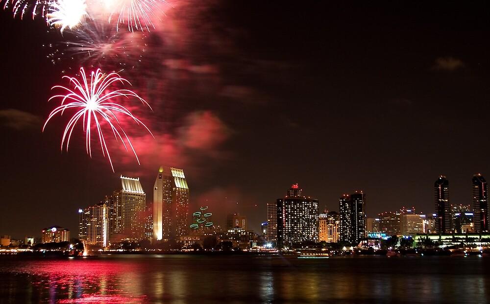 Rockets Red Glare by fsmitchellphoto