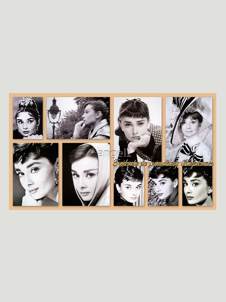 Tribute to Audrey  by angel1
