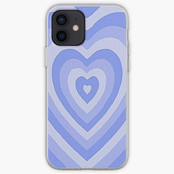 lavendar purple powerpuff girls heart phone case iPhone Soft Case