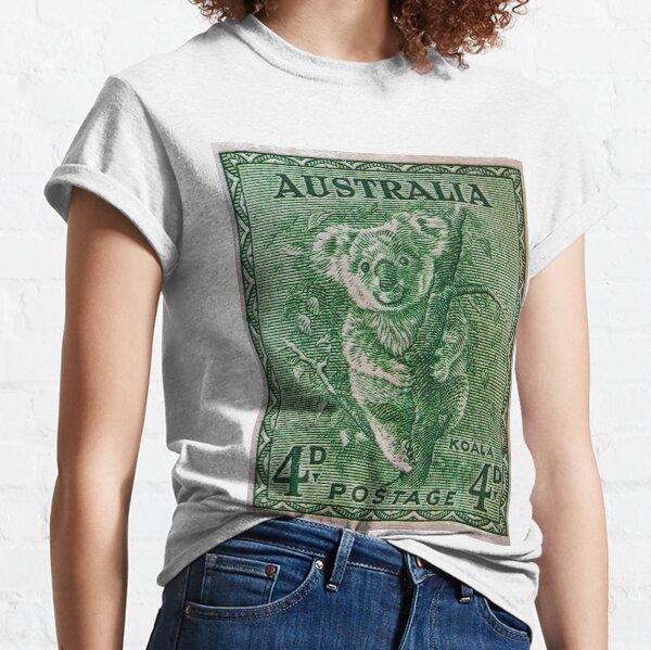 """""""1937 Australia Koala Stamp"""" Classic T-Shirt"""