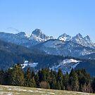 Tannheimer Berge by Erwin G. Kotzab