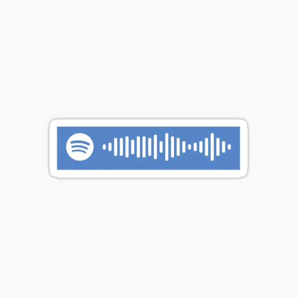 Mr Brightside by The Killers Spotify Sticker