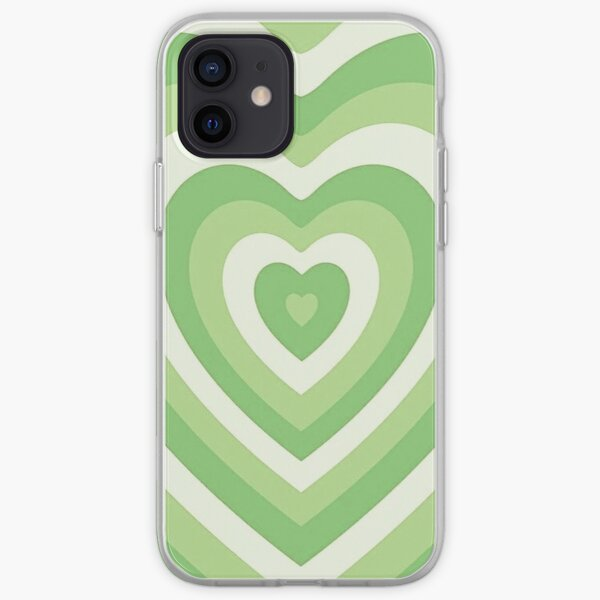 lime green powerpuff y2k phone case iPhone Soft Case