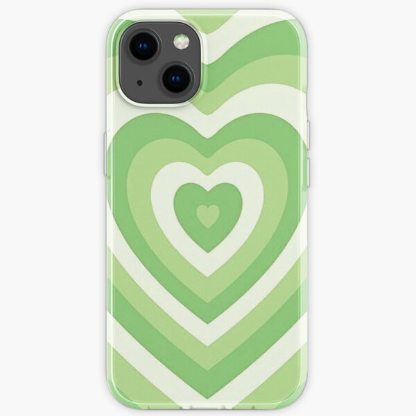 lindgrüner Powerpuff y2k Handyhülle iPhone Flexible Hülle