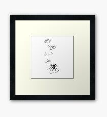 More than this. Framed Print