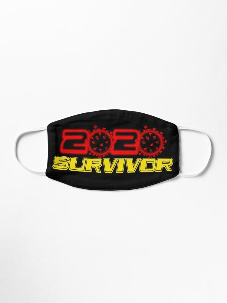 Alternate view of 2020 Survivor  Mask