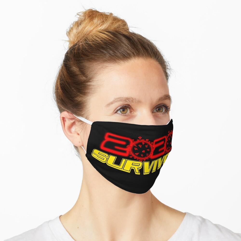 2020 Survivor  Mask