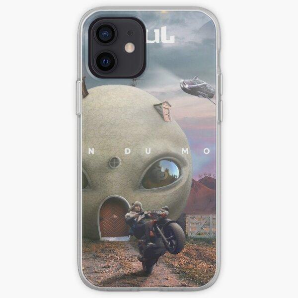 JUL LOIN DU MONDE  Coque souple iPhone