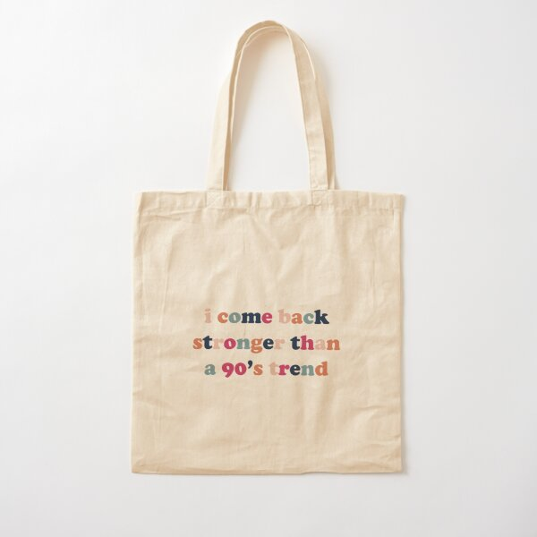 Taylor Swift Evermore Quotes Sticker Set Cotton Tote Bag