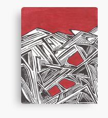 Mind Noises Canvas Print