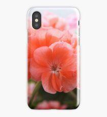 Pink Fowers iPhone Case/Skin