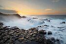 High Surf - Kauai by Michael Treloar