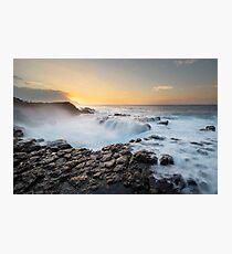 High Surf - Kauai Photographic Print