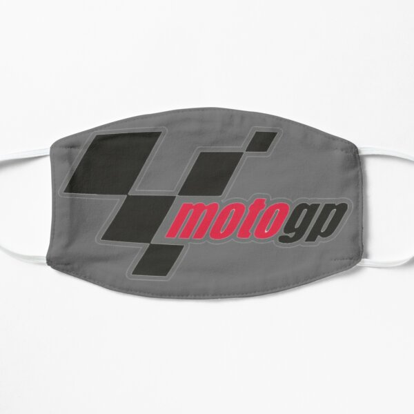 MotoGP Mascarilla plana