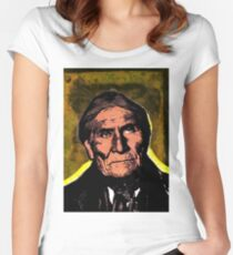 GERONIMO-5 Women's Fitted Scoop T-Shirt