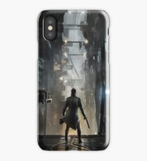 Deus Ex: Mankind Divided iPhone Case/Skin