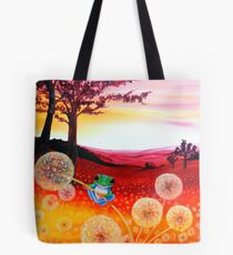 Hang On In There Tote Bag