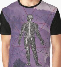 A Nervous Man Graphic T-Shirt