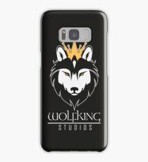 Wolfking Studios SWAG - on Dark Samsung Galaxy Case/Skin