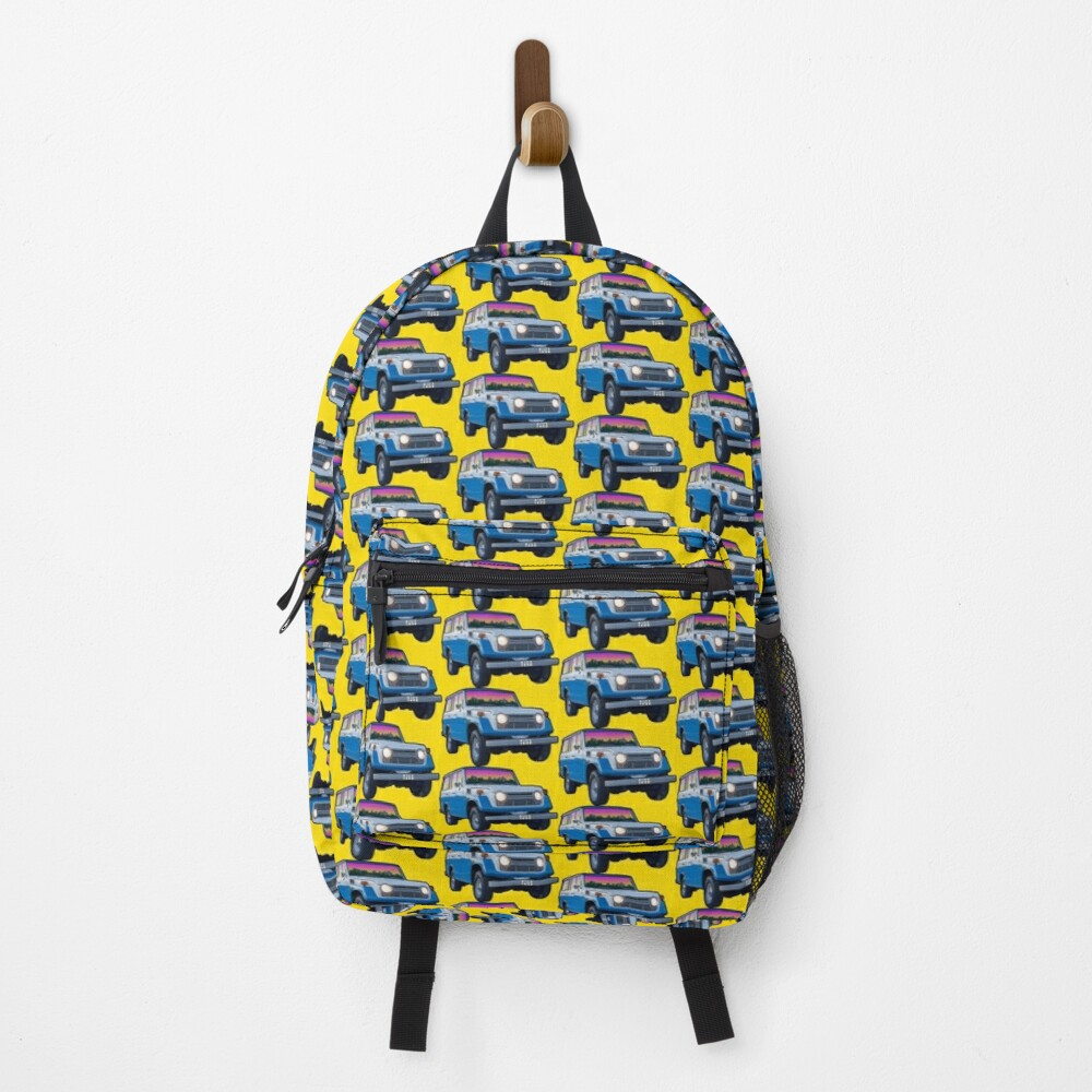 FJ55 Iron Pig Backpack