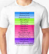 Shadowhunter Titles T-Shirt