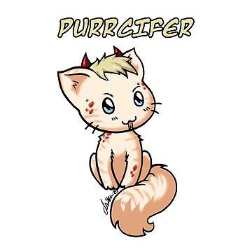 Purrcifer by ShahanaMikagi
