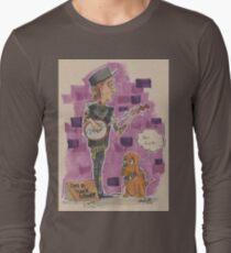 Crusty Long Sleeve T-Shirt