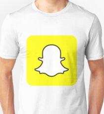 Snapchat Logo Unisex T-Shirt