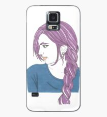 Purple Case/Skin for Samsung Galaxy