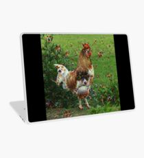 Dream Creatures, Rooster 001, DeepDream  Laptop Skin